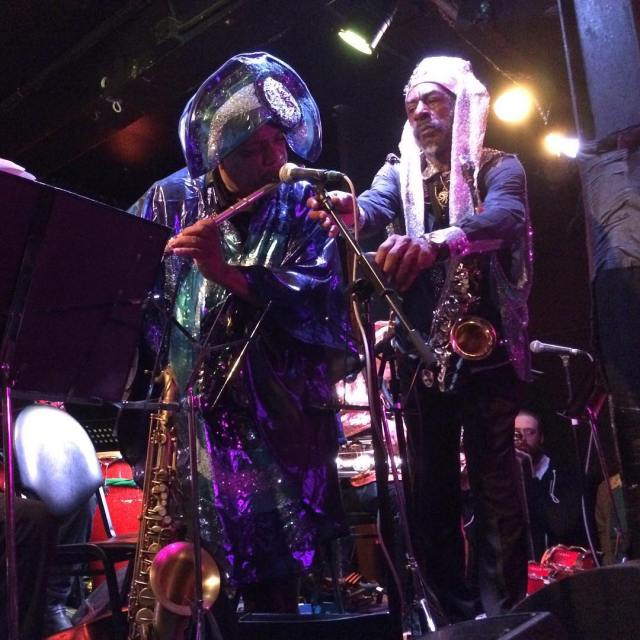 Sun Ra Arkestra at the Ottobar