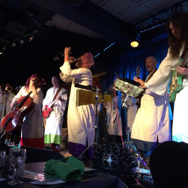 the Polyphonic Spree at Rams Head On Stage