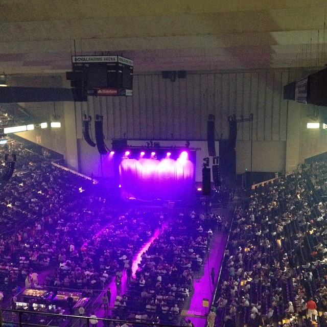 Prince at Royal Farms Arena