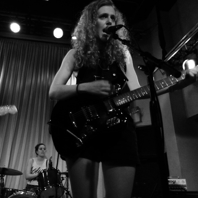 Chastity Belt at Metro Gallery